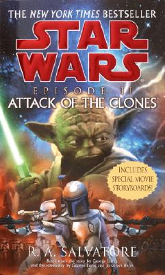 Attack of the Clones By Salvatore, R. A.